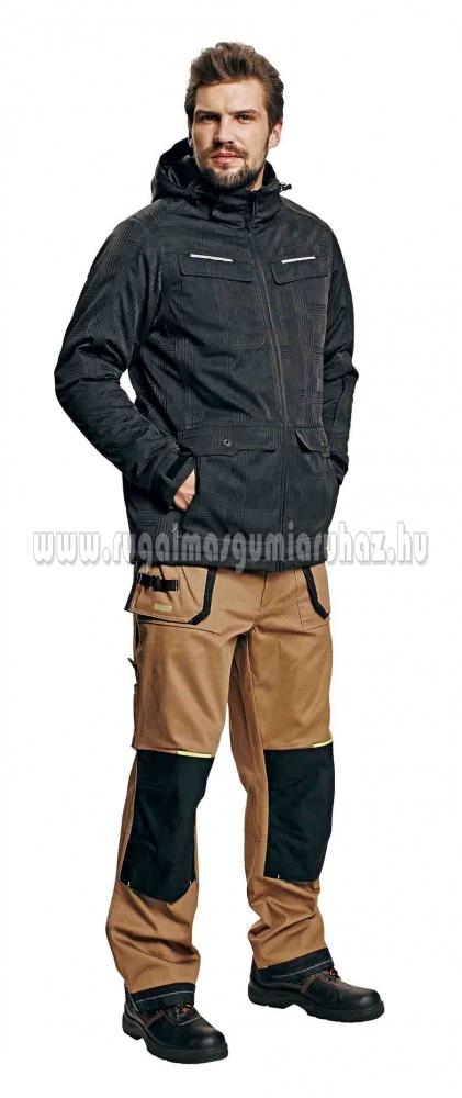 OLZA téli kabát 5000 5000 szürke 22d201f785